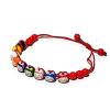 """Bracelet japonais de chance porte bonheur """"Maneki-neko"""" Japon"""