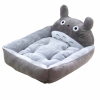 Panier mignon molletonné pour chat Confort du chat